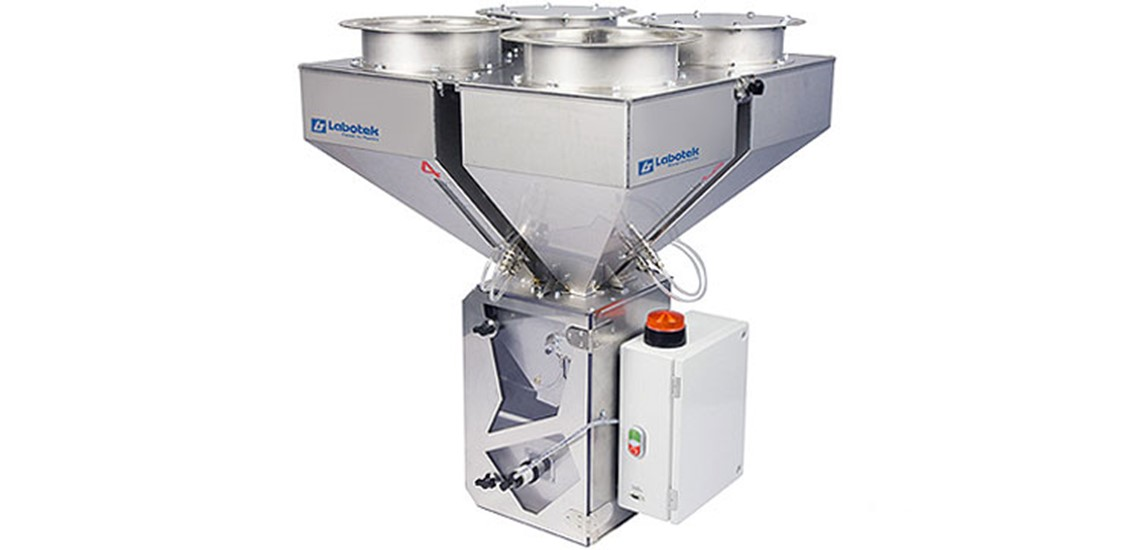 Gravimetric dosing and mixing