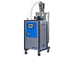 Desiccant dryer mobile - DDM