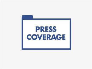 Press coverage icon