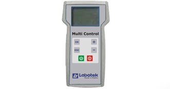 Multi control for Labotek Rotor Hopper Dryer