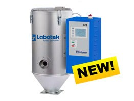 Compressed Air Dryer - LCD