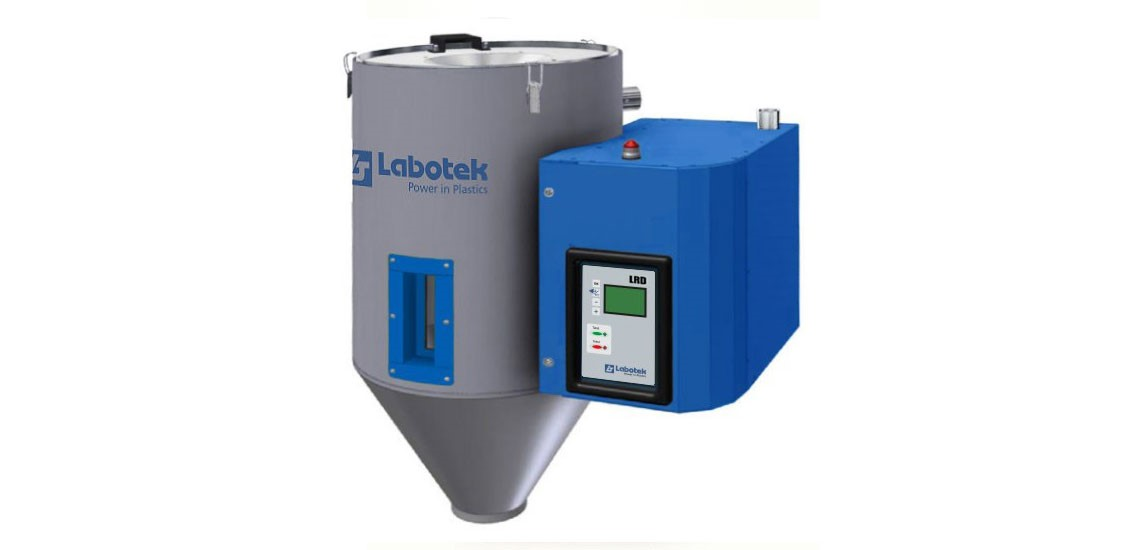 LRD - Labotek Rotor Hopper Dryer