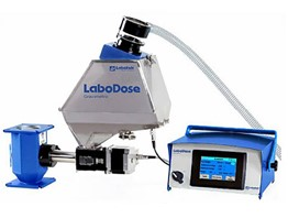 LaboDose Gravimetric Dosing and Mixing