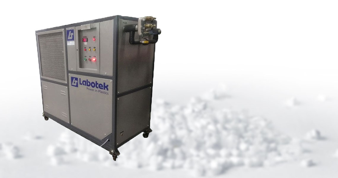 Labotek India - chiller for plastic material