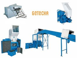 Getecha granulators
