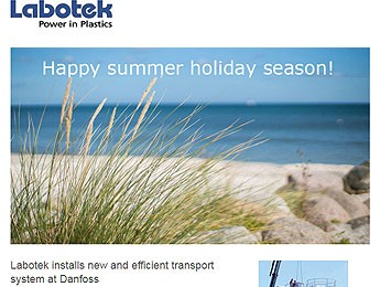 Labotek Newsletter Summer 2019