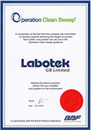 Clean Sweep Labotek UK icon