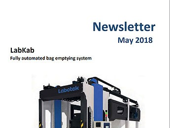 Labotek India Newsletter May 2018